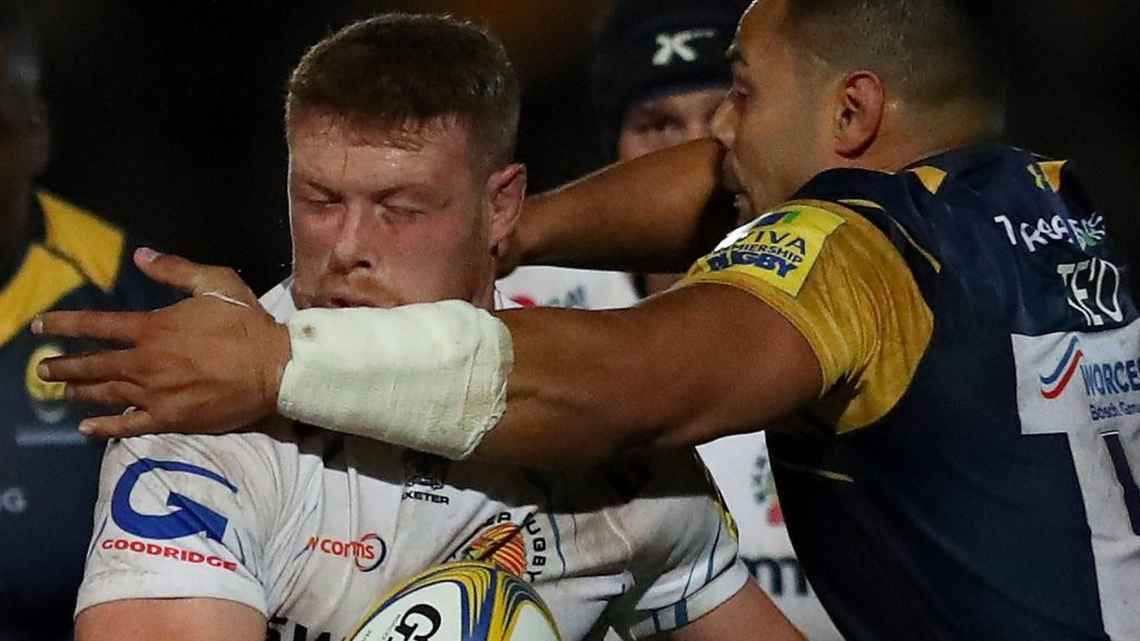 World Rugby questions Premiership refs' policing of high tackles