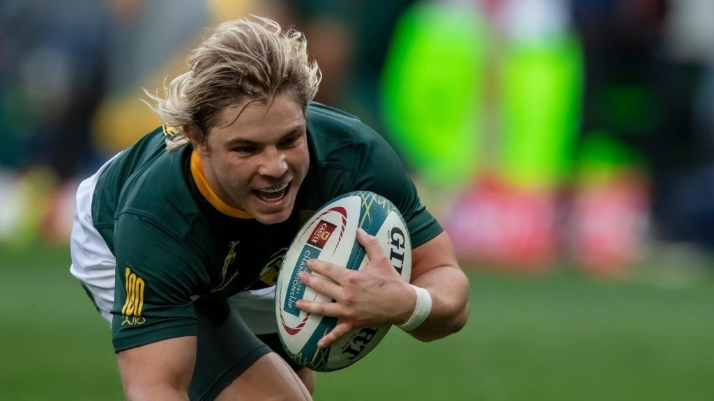 World Rugby Men's 15s Player of the Year 2018 announced